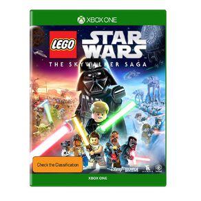 XboxOne Lego Star Wars The Skywalker Saga