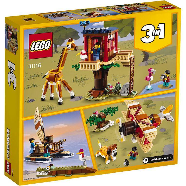 LEGO Creator Safari Wildlife Tree House 31116, , hi-res