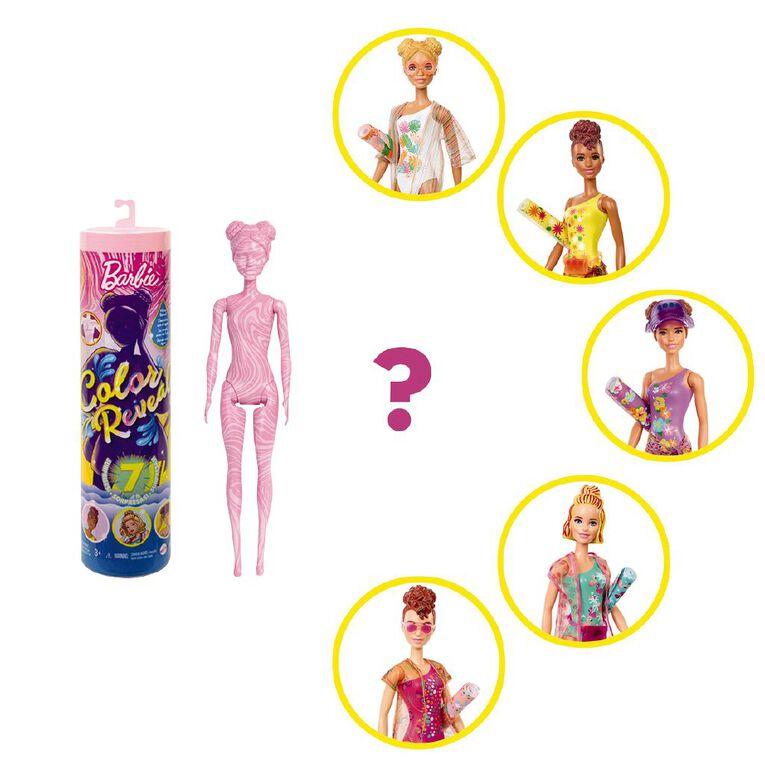 Barbie Colour Reveal Sand & Sun Series, , hi-res