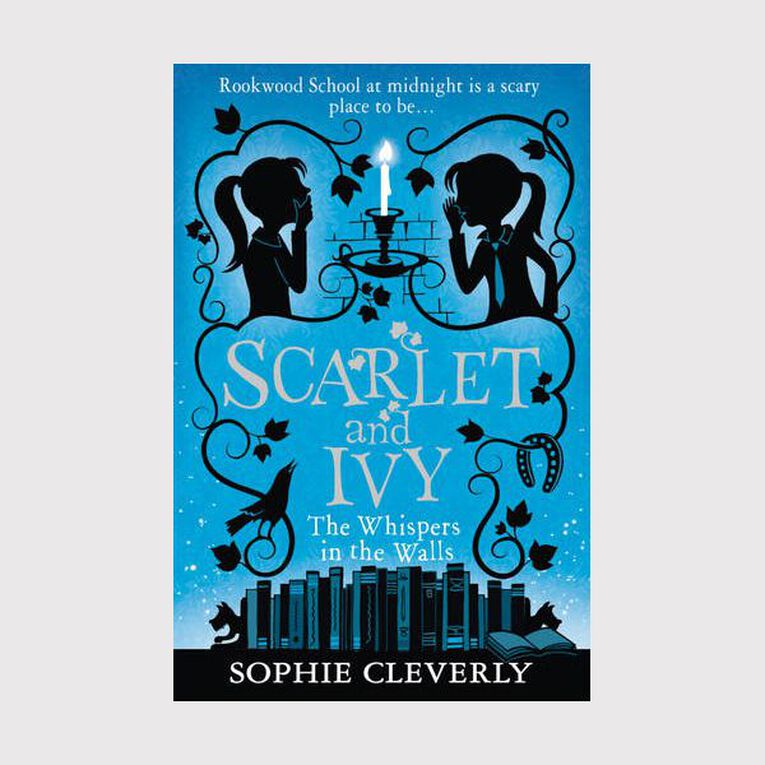 Scarlet & Ivy #2 Whispers In The Walls by Sophie Cleverly, , hi-res
