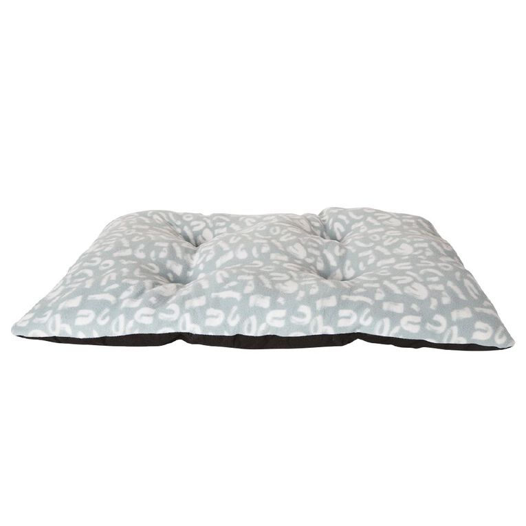 Petzone Fleece Pillow Bed Abstract Print, , hi-res