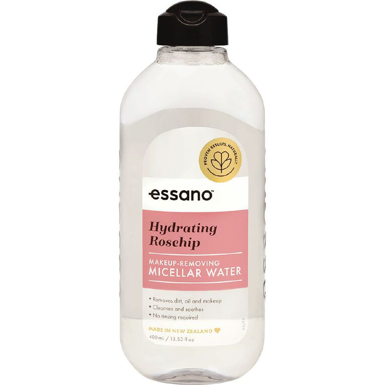 Essano Rosehip Micellar Water 400ml, , hi-res