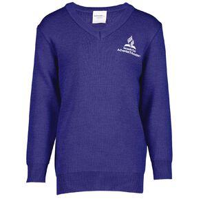 Schooltex Balmoral SDA Jersey with Embroidery