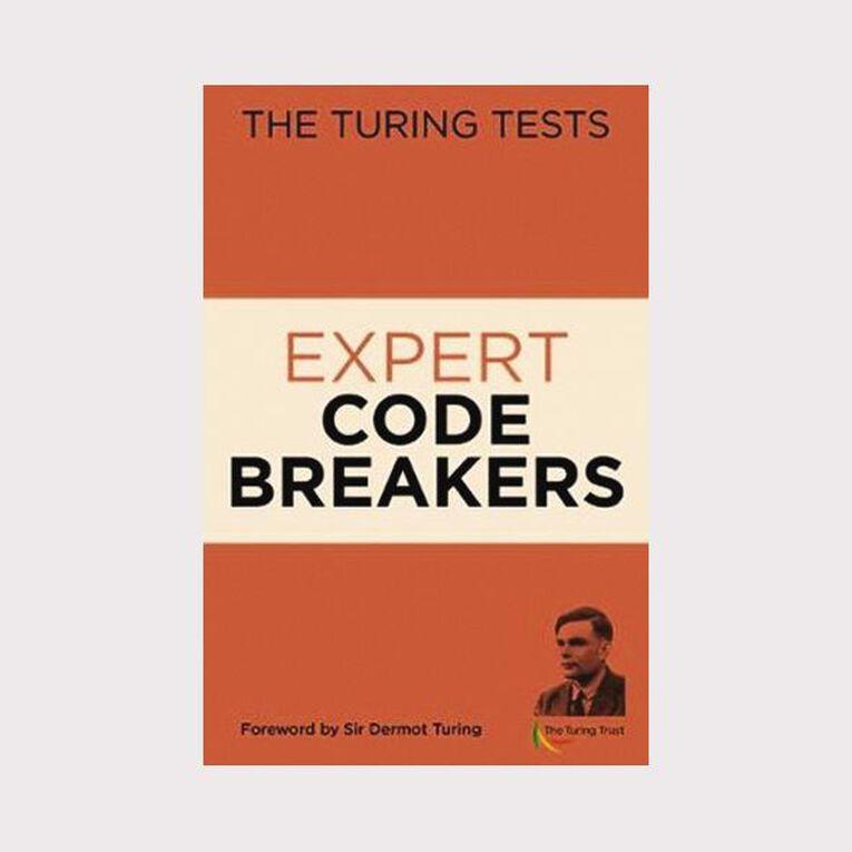 The Turing Tests Expert Codebreakers, , hi-res
