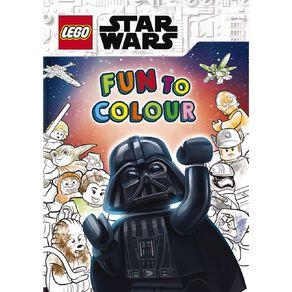 Lego Star Wars Fun to Colour #2