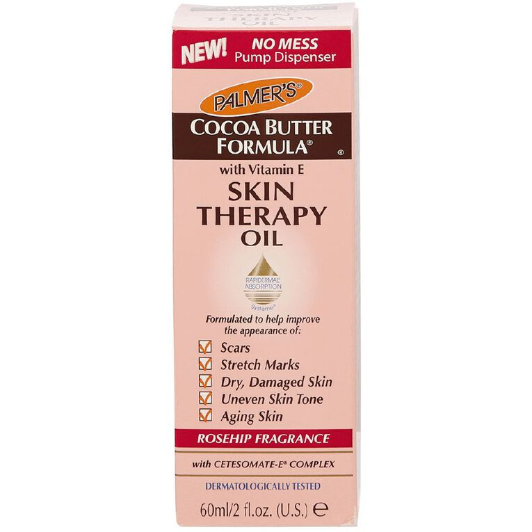 Palmer's Rosehip Skin Therapy Oil 60ml, , hi-res