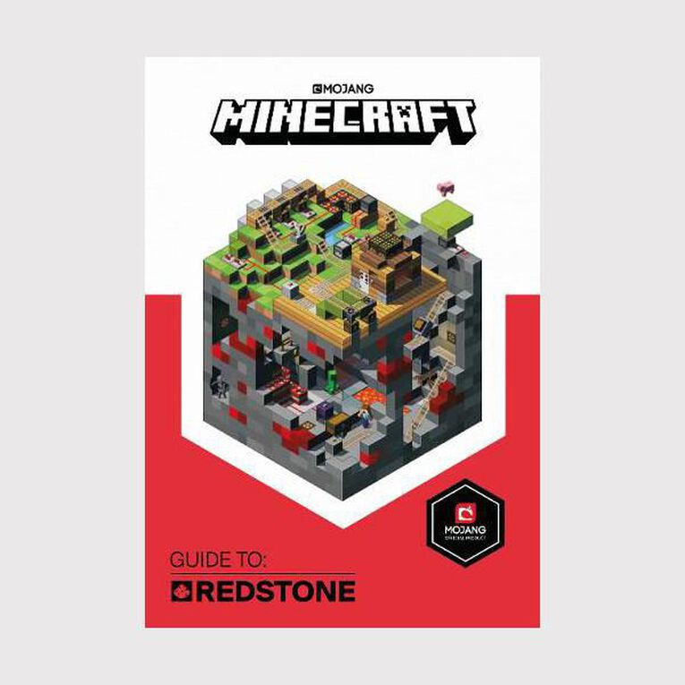 Minecraft Guide to Redstone, , hi-res