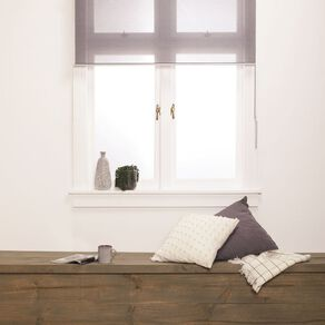 Homeworks Granada Sheer Roller Blind Grey Mid