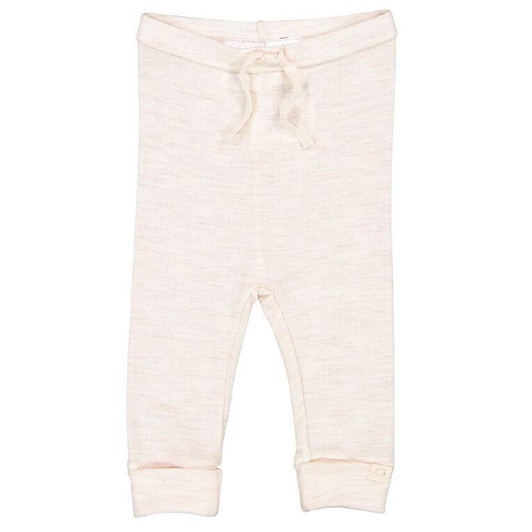 Young Original Baby Merino Pants, Brown Light, hi-res