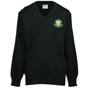 Schooltex Ngaruawahia Jersey with Embroidery