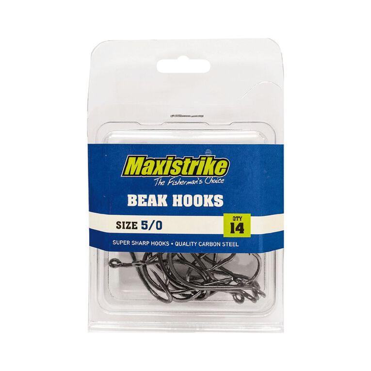 Maxistrike Beak Hooks 5/0 14 Pack, , hi-res