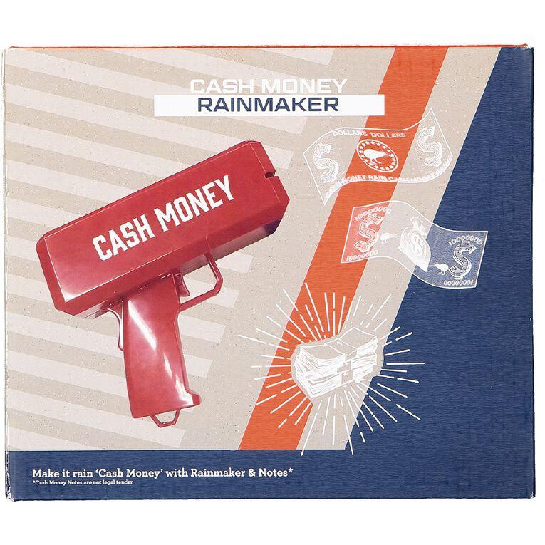 Cash Money Rainmaker Red, , hi-res