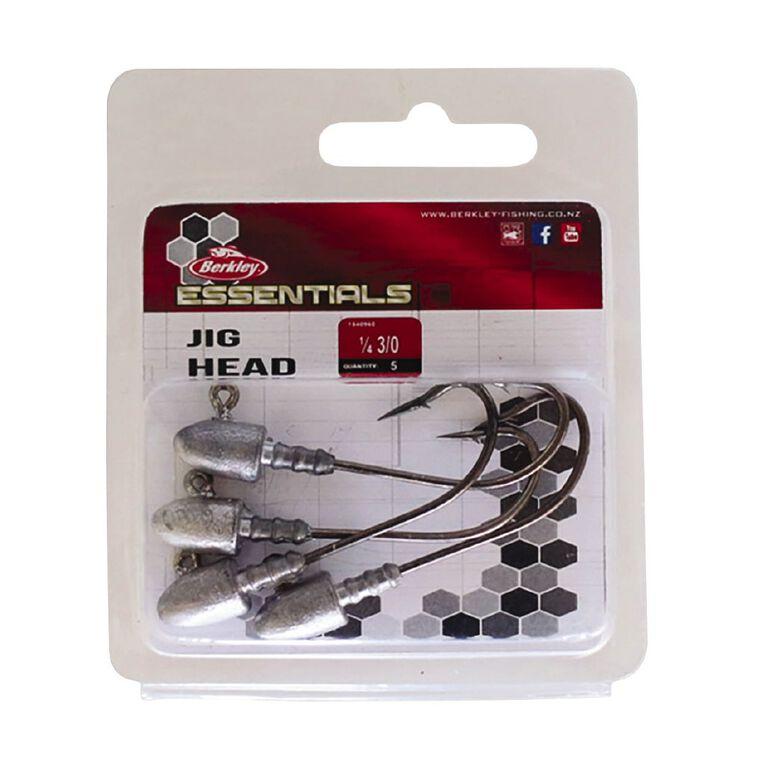 Berkley Jig Head 1/4 OZ 3/0, , hi-res