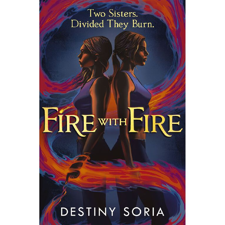 Fire with Fire by Destiny Soria, , hi-res