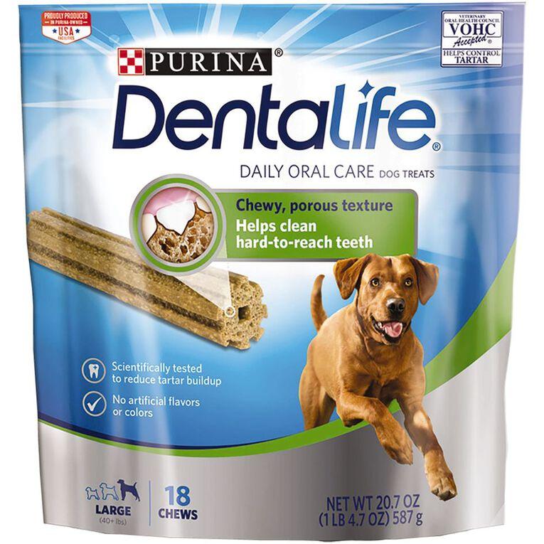 Purina Dentalife Dog Large Dog Value Pack 587g, , hi-res