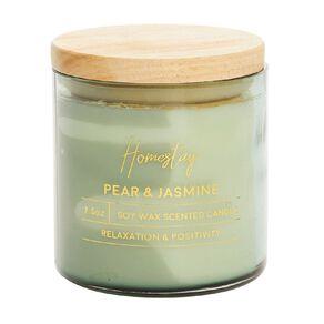 Living & Co Homestay Candle Vanilla Pod 7.5oz