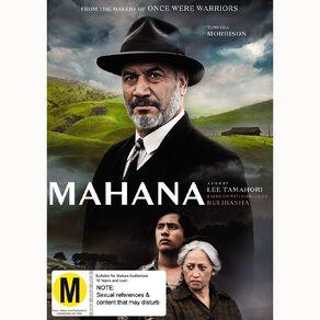 Mahana DVD 1Disc
