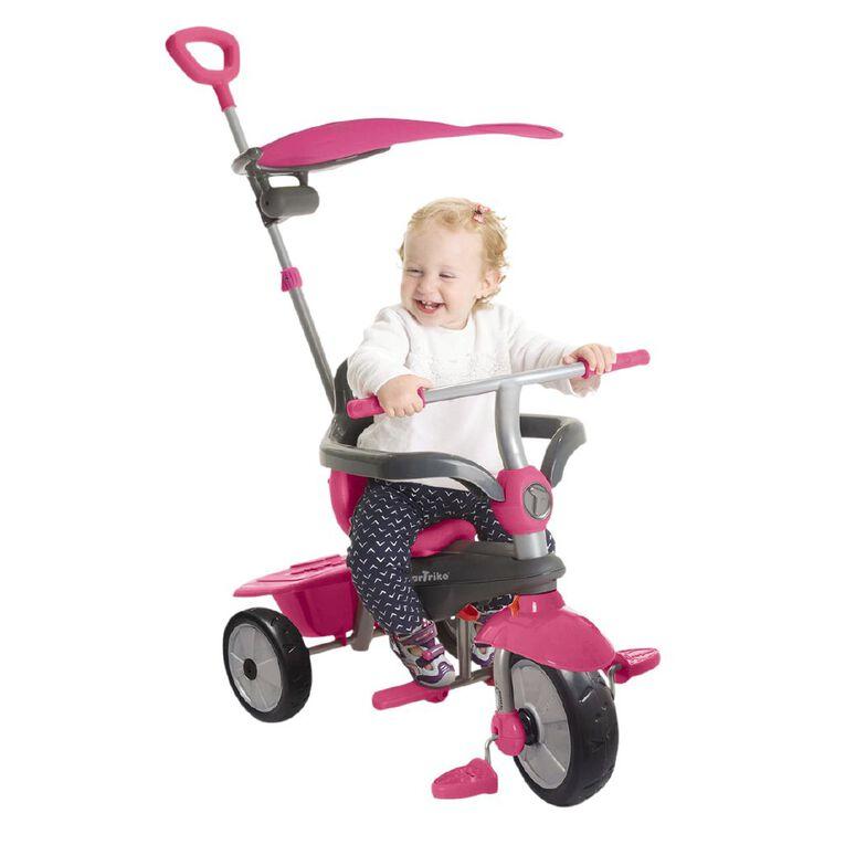 Smartrike 3 in 1 Carnival Trike Pink, , hi-res