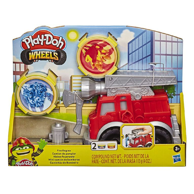 Play-Doh Fire Engine, , hi-res
