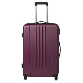 Living & Co Textured Hard Suitcase