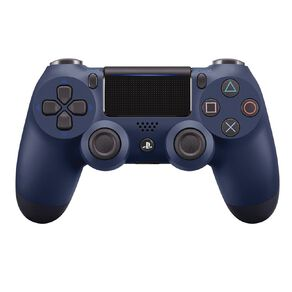 PS4 DualShock 4 Limited Edition Midnight Blue Blue
