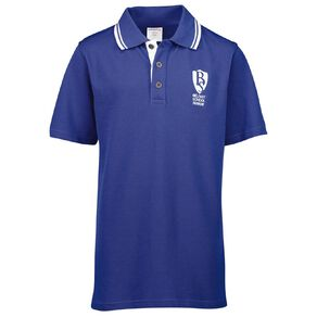 Schooltex Belfast School Year 7/8 Short Sleeve Polo with Embroidery