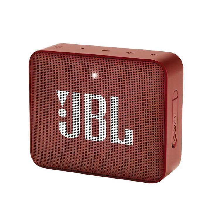 JBL GO 2 Plus Red, , hi-res