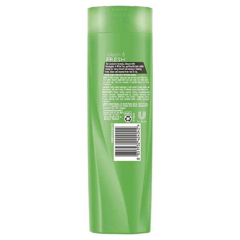 Sunsilk Shampoo Clean & Fresh 350ml, , hi-res