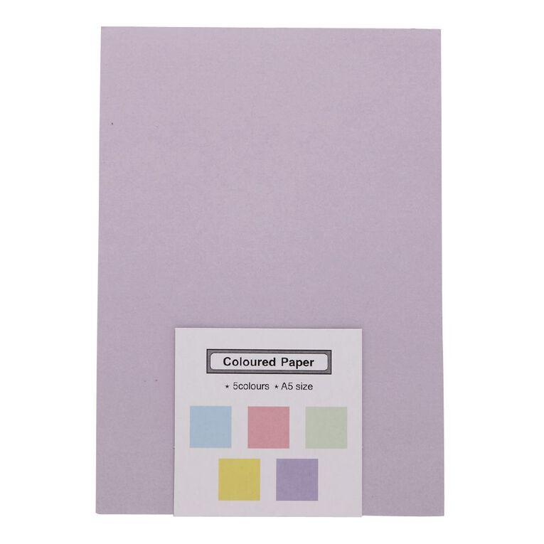 Deskwise Paper Pad Sorbet A5, , hi-res