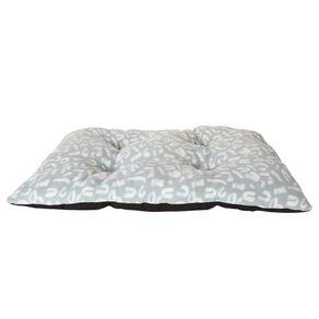 Petzone Fleece Pillow Bed Abstract Print