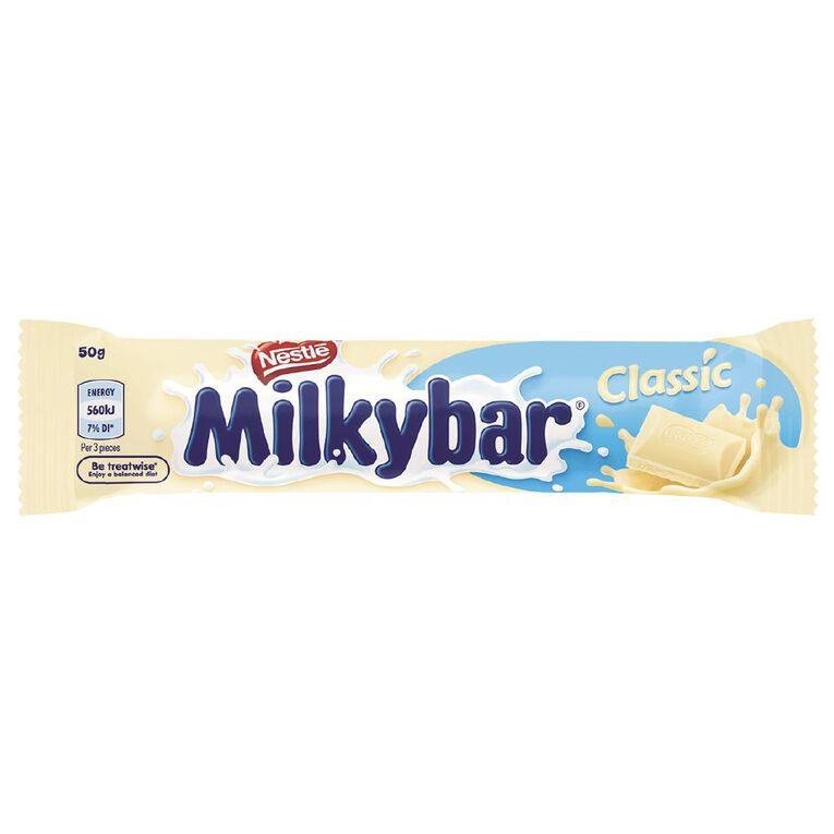 Nestle Milkybar 50g, , hi-res