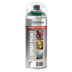 Autohaus Spray Paint Brunswick Green 400ml