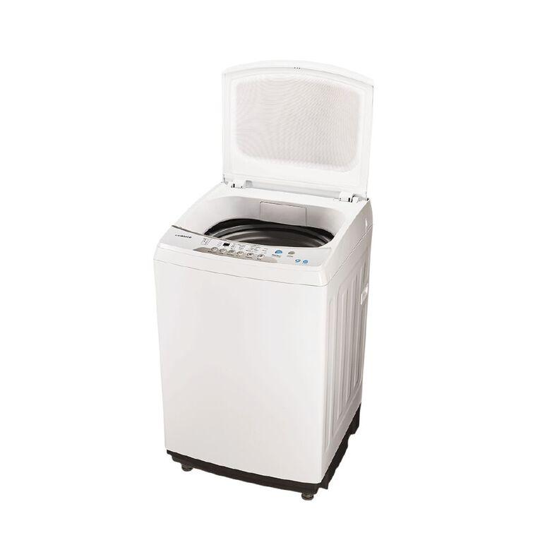 Living & Co Top Load Washing Machine 10 kg White, , hi-res