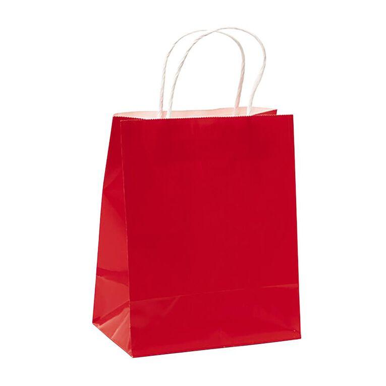 John Sands Gift Bag Red Medium, , hi-res