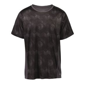Active Intent Men's All Over Print Front Tee
