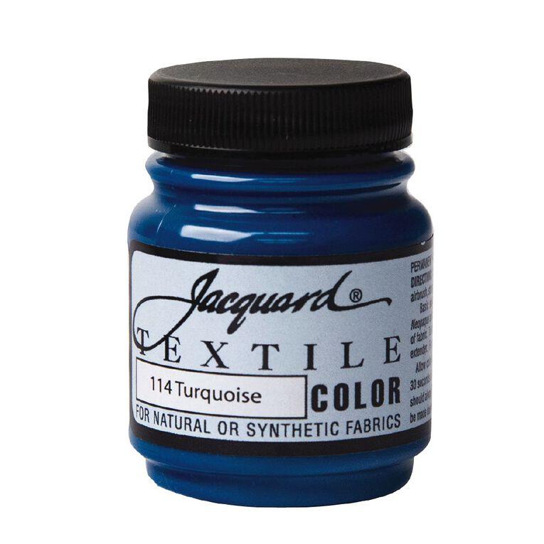 Jacquard Textile Colours 66.54ml Turquoise, , hi-res
