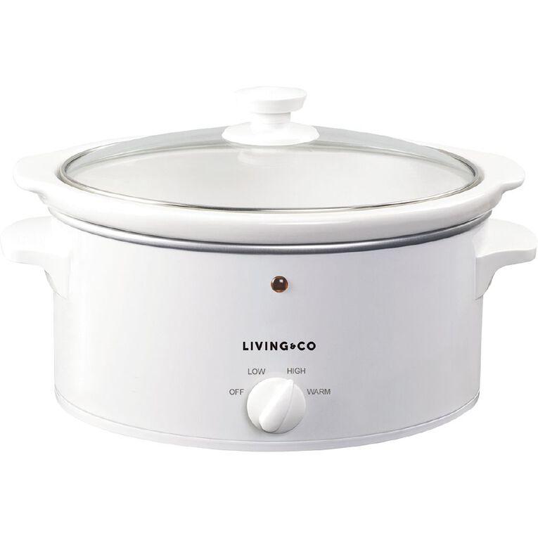 Living & Co Slow Cooker 3 Lire, , hi-res