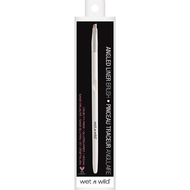 Wet n Wild Makeup Brush Angled Liner Brush, , hi-res