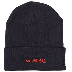 Schooltex Balmoral Intermediate Beanie with Embroidery