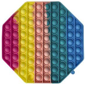 Fidget Pop-It Mega Pastel Octagon