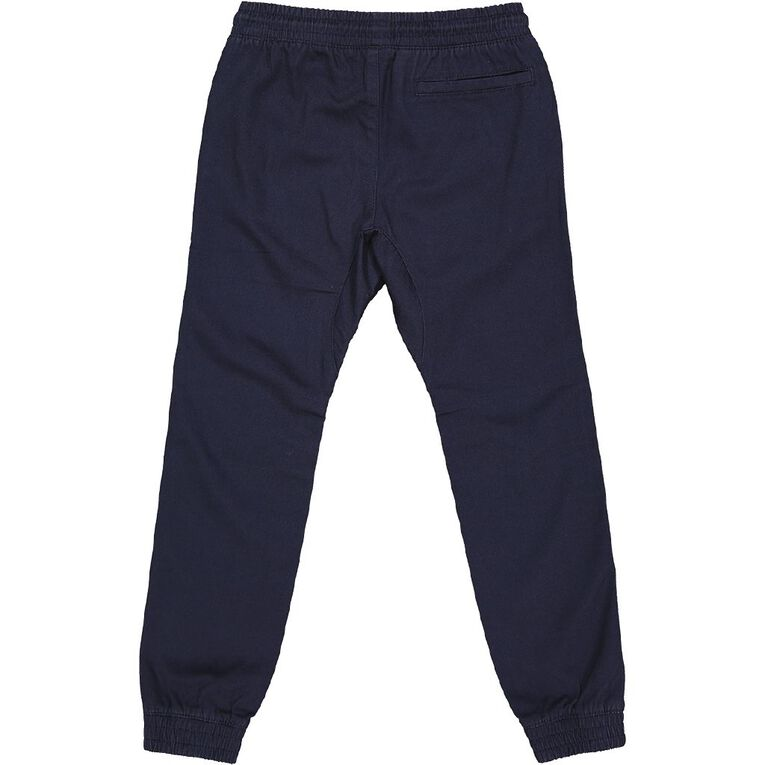 Young Original Moto Cuff Chino Pants, Navy, hi-res