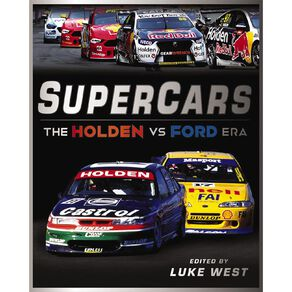 Supercars by Luke West N/A