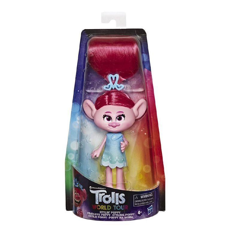 Trolls Basic Fashion Doll, , hi-res