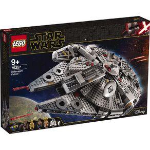 LEGO Star Wars Episode 9 Millennium Falcon 75257