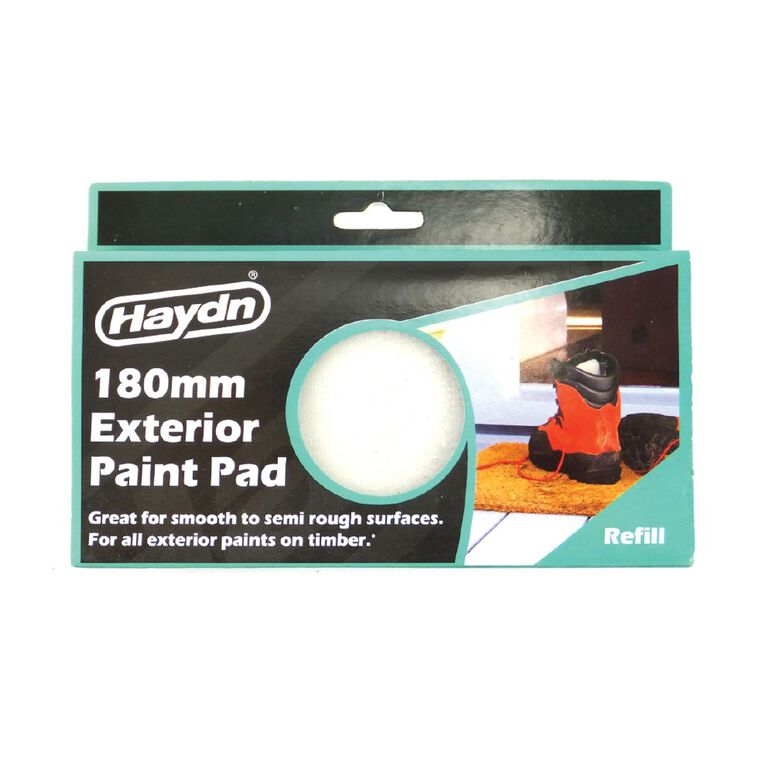Haydn Exterior Paint Pad Refill 180mm, , hi-res