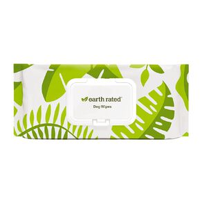 Ecopack Earth Rated Compostable Pet Wipes 100pk