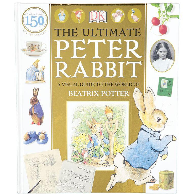 Ultimate Peter Rabbit by Camilla Hallinan, , hi-res