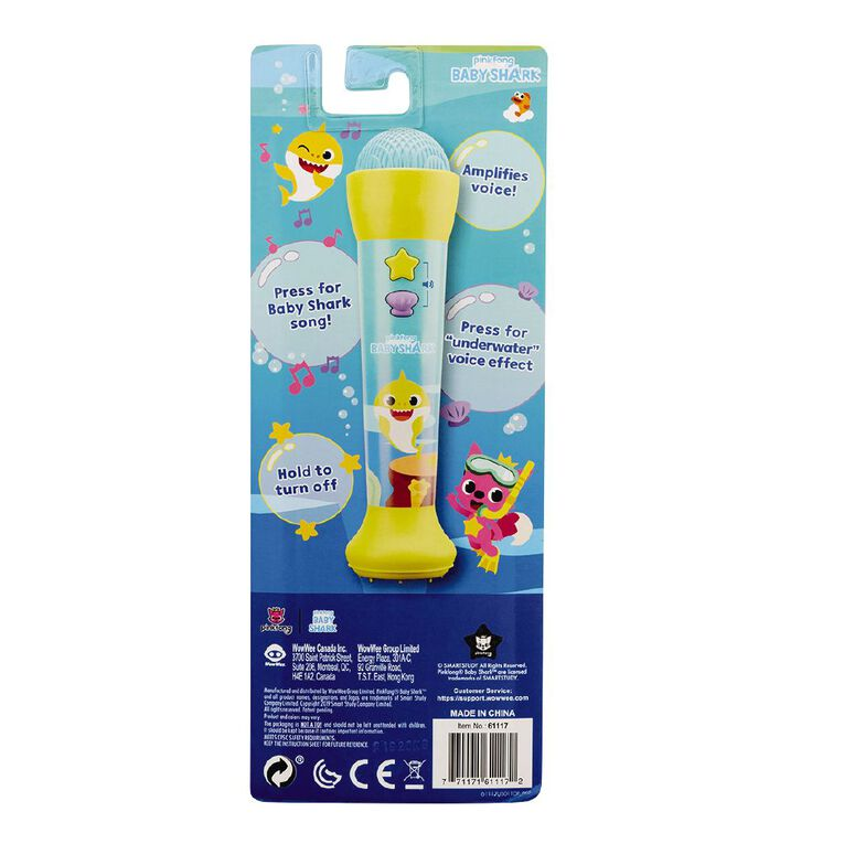 Baby Shark Microphone, , hi-res image number null