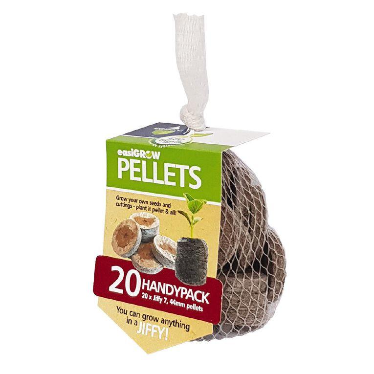 Jiffy 7 Easi Grow Pellet 20 Pack, , hi-res
