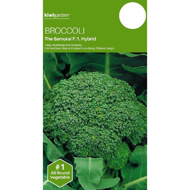 Kiwi Garden Broccoli The Samurai, , hi-res